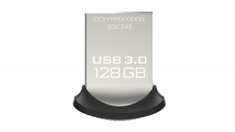 Memòria USB 3.0 128 GB ultra fina