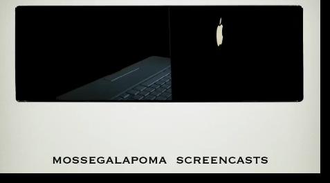 mossegalapoma screencast