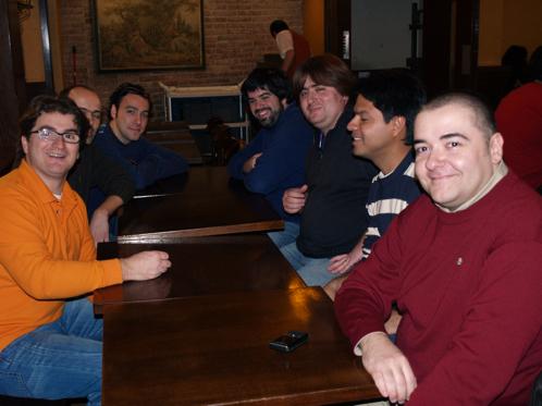 Primera trobada de macaires catalans