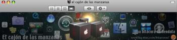 el bloc de neodata: el cajón de las manzanas