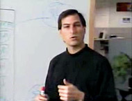 Steve Jobs petit