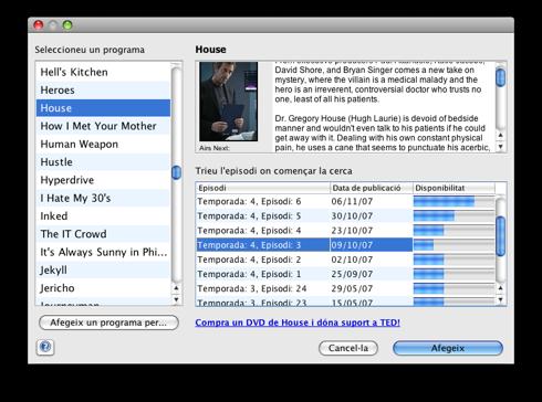 TED: Torrent Episode Downloader