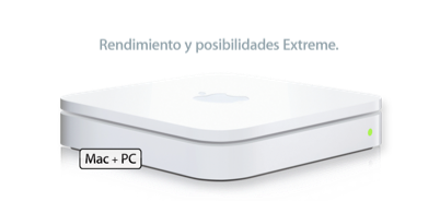 airport extreme base estation nova
