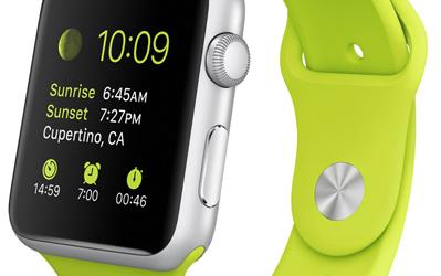Apple watch – el rellotge d'Apple