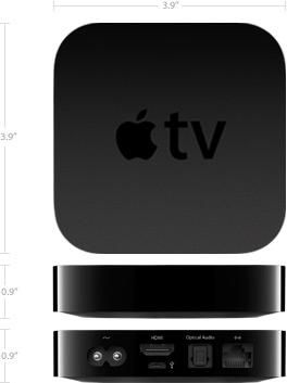 Nou AppleTV 2010