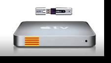 Apple TV Menús en Català