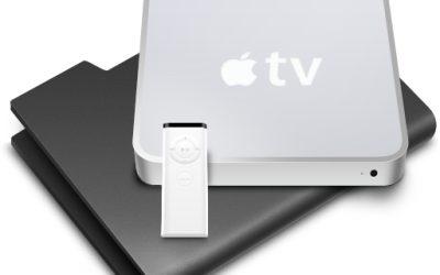 AppleTV: Recull de recursos
