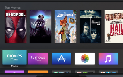 "Apple tvOS – Canals de TV en directe i ""Single Sign on"""