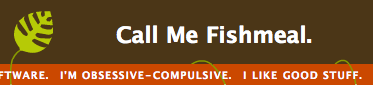 call me fishmeal blog