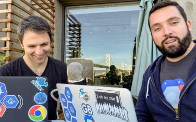 Google Cloud, Llenguatge GO i Podcàsting amb Francesc Campoy – Minuts Mosseguis 27