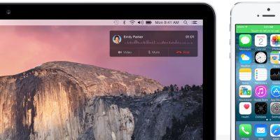 """GUIA: """"Continuity"""" com rebre i fer trucades al Mac des de l'iPhone"""