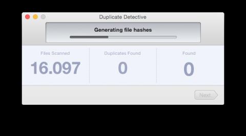 Duplicate Detective - Hashing