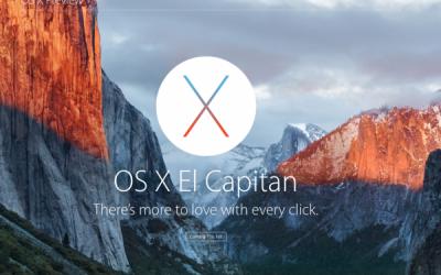 """Revisió: Preview Mac OS X 10.11 """"El Capitan"""""""