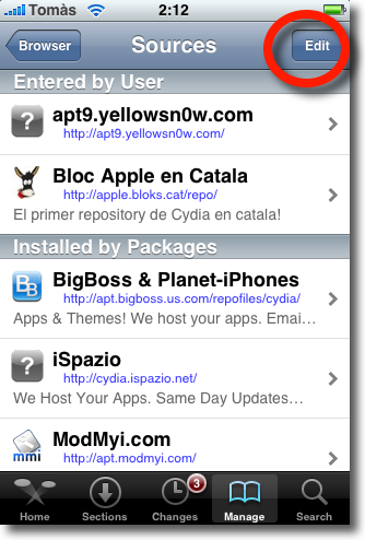 fonts iphone cydia