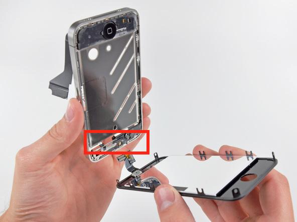 iphone4 sensor de proximitat