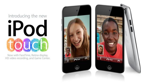 Nou iPod Touch 2010