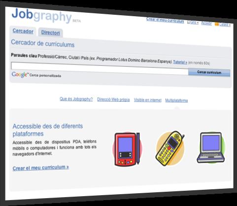 jobgraphy
