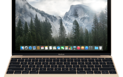 Nou MacBook 2015, 900 grams i pantalla de 12 polzades