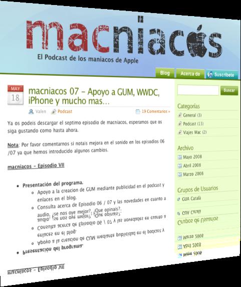macniacos podcast