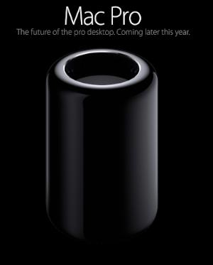 nou mac pro 2013