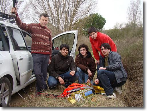 Meteotek08 equip del projecte