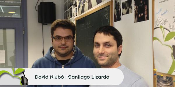 David Niubó i Santiago Lizardo de Testif