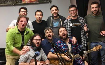 """Pandora i """"La Bossa d'Urina"""" a l'especial Nadal – Programa 305"""