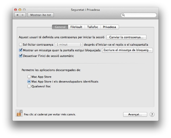 Mountain Lion Sandboxing
