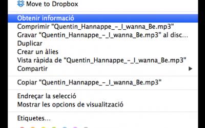 TRUC: Desactivar auto-play a iTunes – Mac OS X