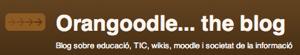 orangodle, el bloc d'en Ludo