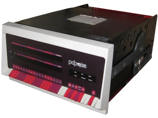 ordinador mític pdp-11 de Digital