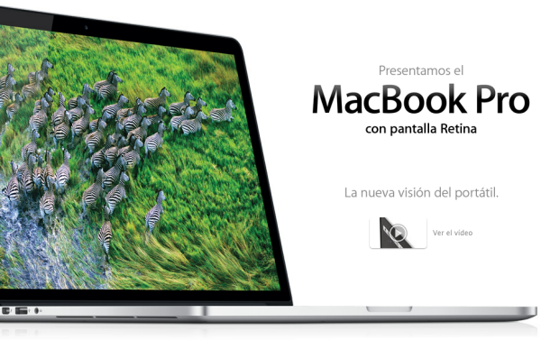 Nou MacBook