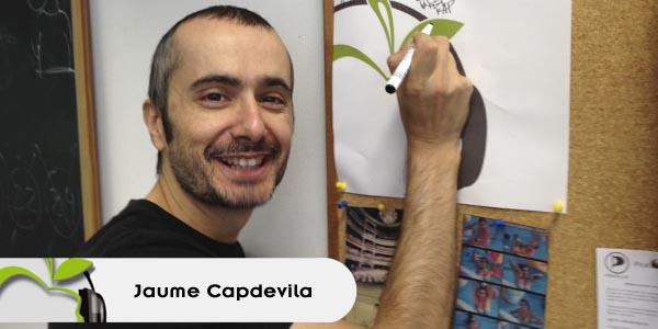 Jaume Capdevila, Còmic al diari