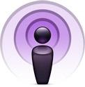 podcast iTunes logo