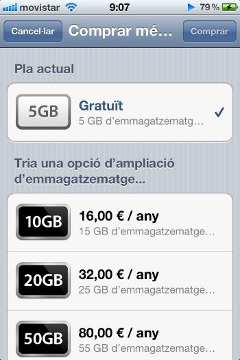 Preus iCloud