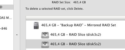 Screencast – Disk Utility i RAID