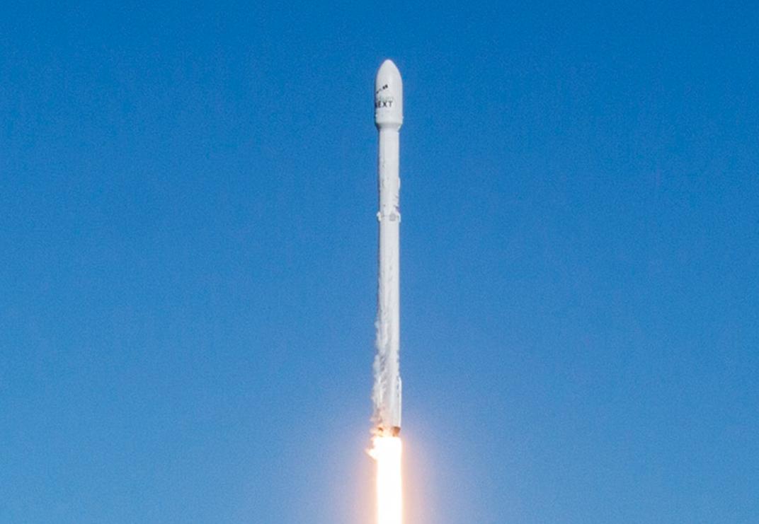SpaceX Iridium