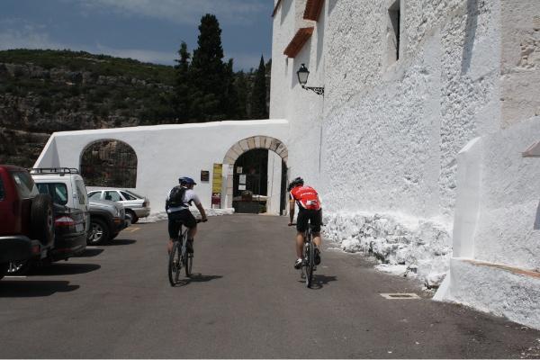 JornadesApple Ulldecona - BTT Final Ermita de la Pietat