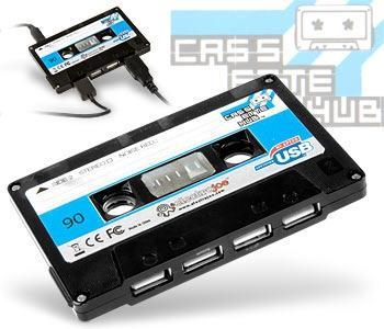 usb hub cassette
