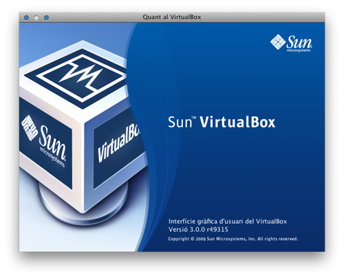 VirtualBox 3