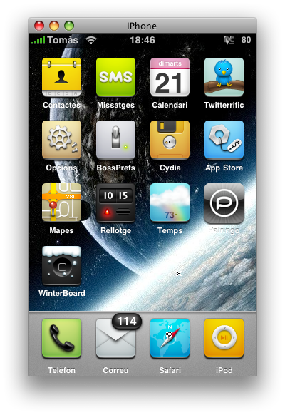 VNC for iPhone