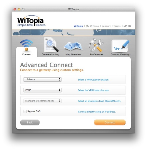 Witopia Download Mac