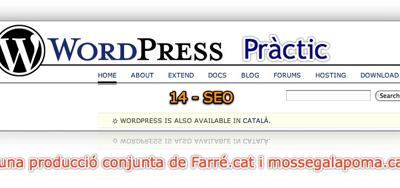 WordPress Pràctic 14 – SEO