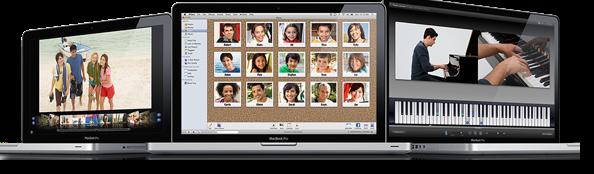 MacBooks Pro a WWDC'09